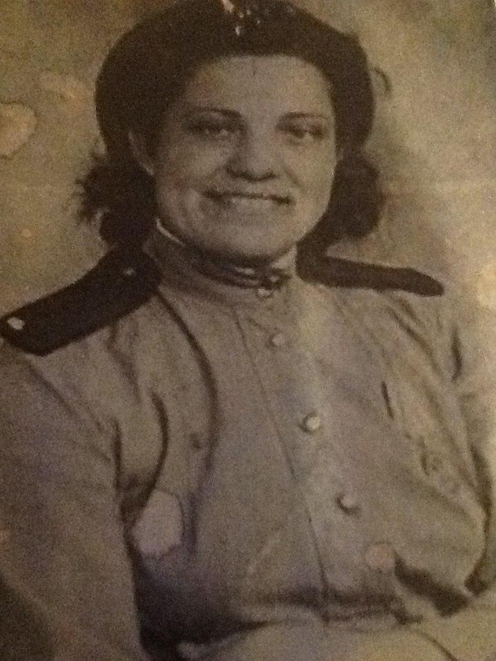 Чиликина Мария Назаровна