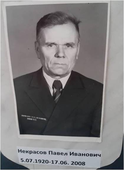 Некрасов Павел Иванович