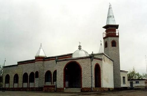 Мечеть в Адыгейске фото