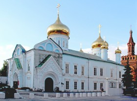 Собор Богоявления Господня в Казани