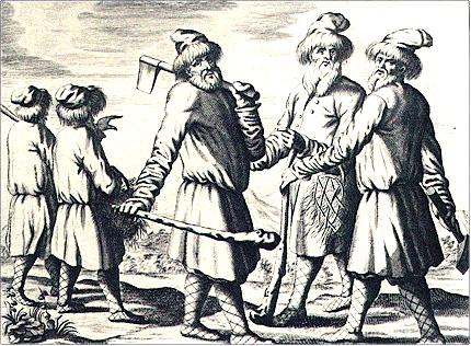 Посессионные крестьяне