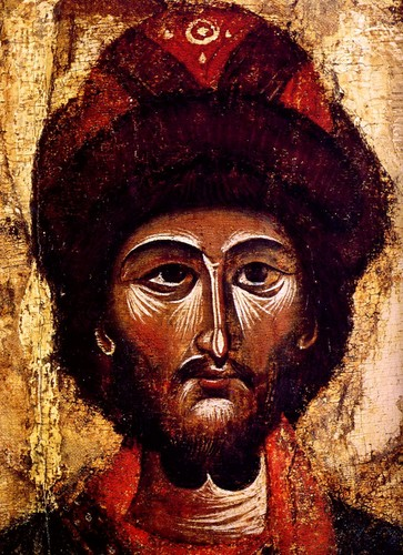 Борис Владимирович князь Ростовский