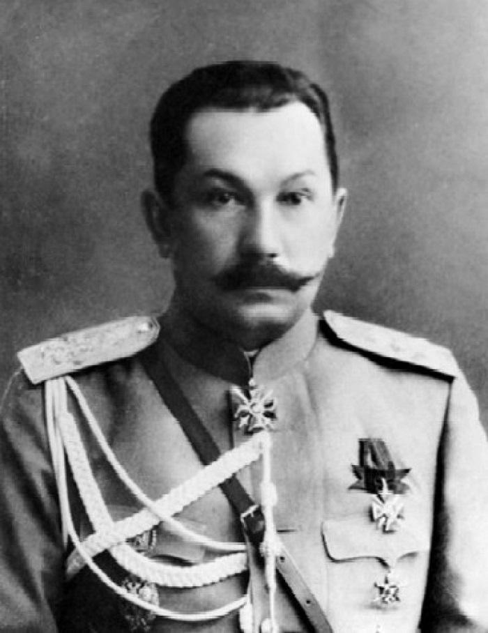 Африкан Петрович Богаевский