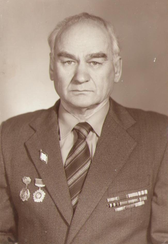 Кореньков Владимир Данилович